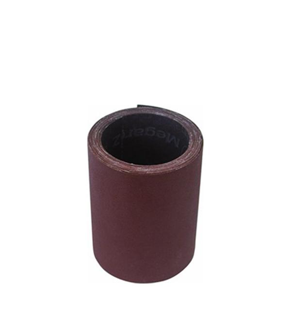 Шлифовальная шкурка на тканевой основе Р180, 100 мм 3 м