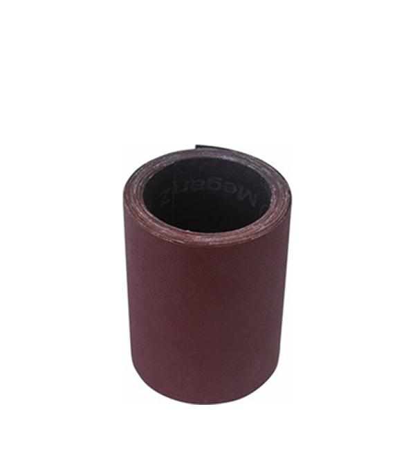 Шлифовальная шкурка на тканевой основе  Р40, 100 мм 3 м