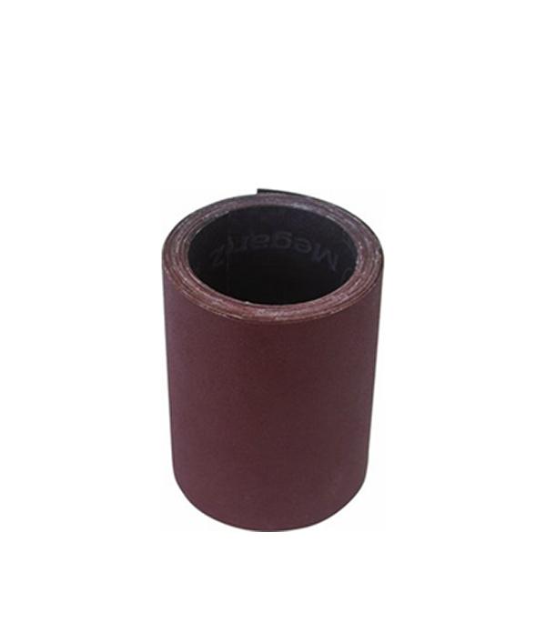 Шлифовальная шкурка на тканевой основе  Р60, 100 мм 3 м