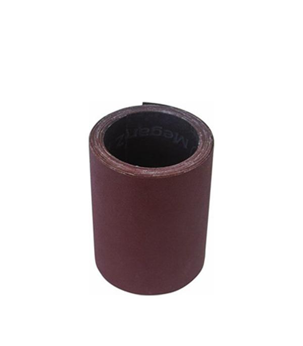 Шлифовальная шкурка на тканевой основе  Р80, 100 мм 3 м