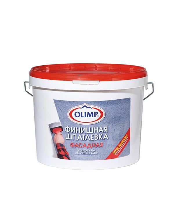 Шпатлевка финишная фасадная OLIMP  5 кг