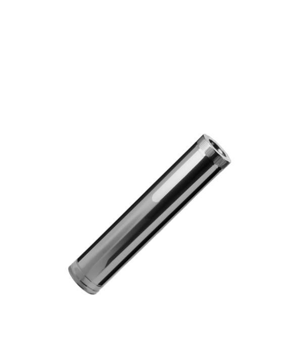 Дымоход из нержавеющей стали d=150 мм, 1 м