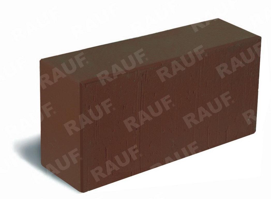 Кирпич лицевой коричневый полнотелый М-500, 250х120х65, Победа ЛСР