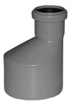 Муфта внутренняя переходная 110х50 мм однораструбная Оstendorf