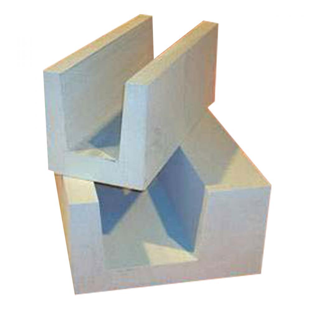 Газобетонный блок U-образный, 625х250х400 мм, Н+Н