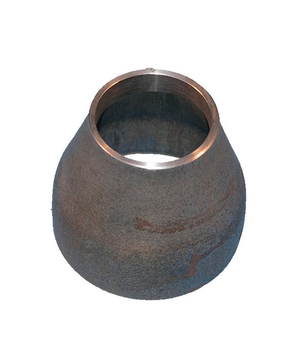 Переход под сварку Ду108х89 кованый стальной черный