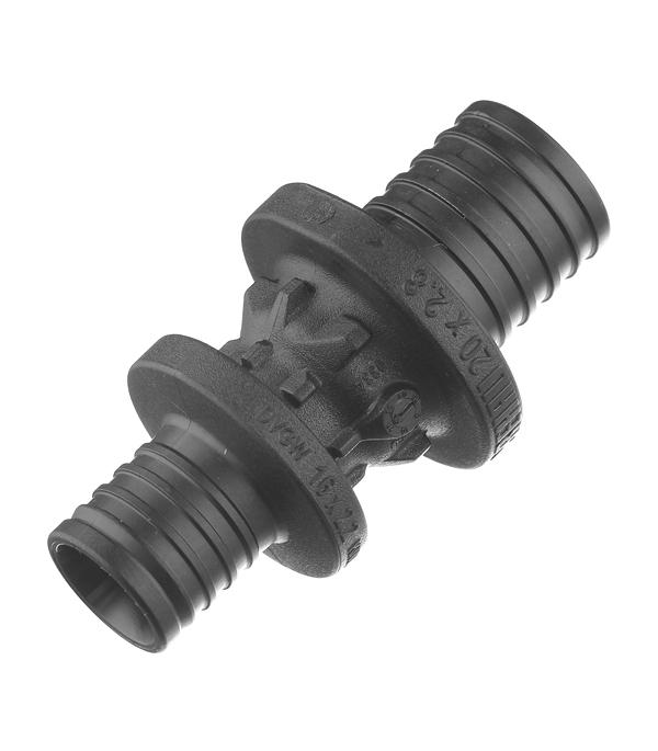 Соединитель прямой Rehau PX 20 х 16 евроконус rehau rautitan stabil 16 х 3 4 внутр г для металлополимерной трубы 2 шт