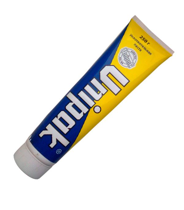 Паста (шпаклевка) для уплотнения резьбовых соединений  Unipak (250 гр.)