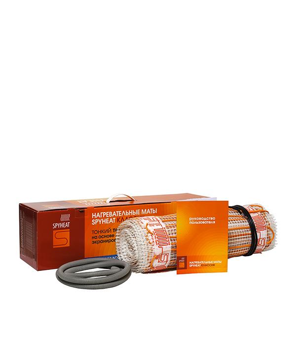 Теплый пол комплект нагревательный мат SPYHEAT  10,0 м.кв. 150 Вт (1500 Вт)