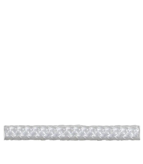 Плетеный шнур Белстройбат без сердечника полипропиленовый белый d5 мм шнур без сердечника 5мм 25м пп