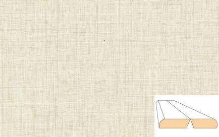 """Уголок складной МДФ Твист темный 23х23х2600 мм Кроношпан от Строительный Торговый Дом """"Петрович"""""""