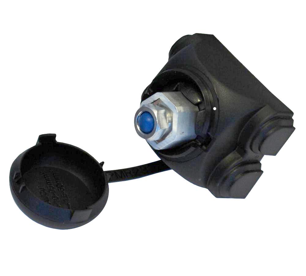 Зажим прокалывающий влагозащищенный для СИП-4 (SLIP12.1)