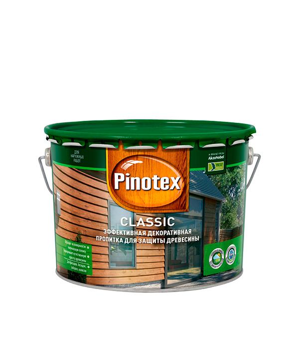 Пинотекс Classic CLR антисептик бесцветный 10 л