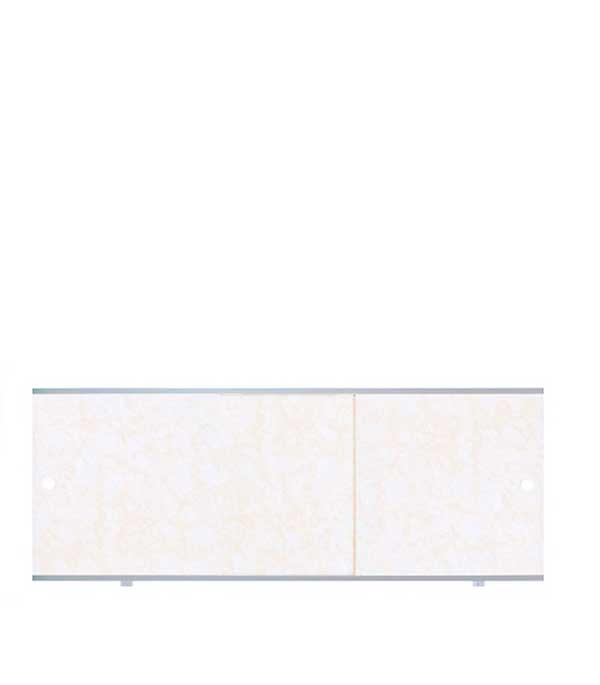 Экран ПВХ Премиум А кремовый 1700 мм экран п ванну премиум а 70 см белый