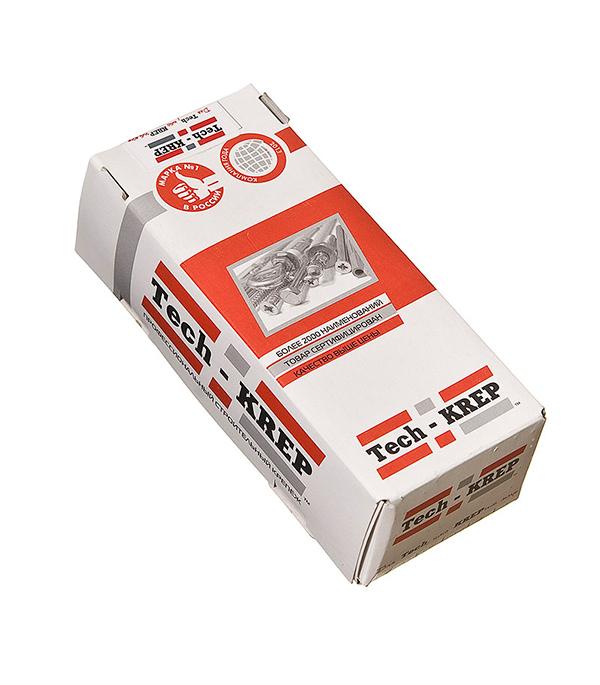 Болты сантехнические оцинкованные   6х120 мм DIN 571 (30 шт)