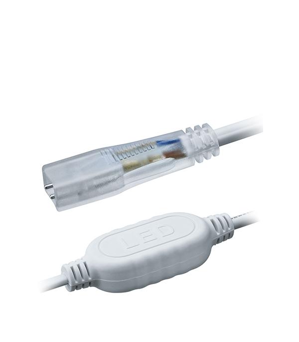 Сетевой шнур для ленты 3528/220 эра wl48