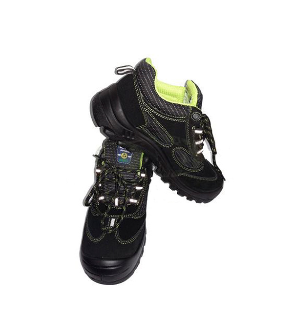 Кроссовки замшевые (композитный защитный носок), размер 41
