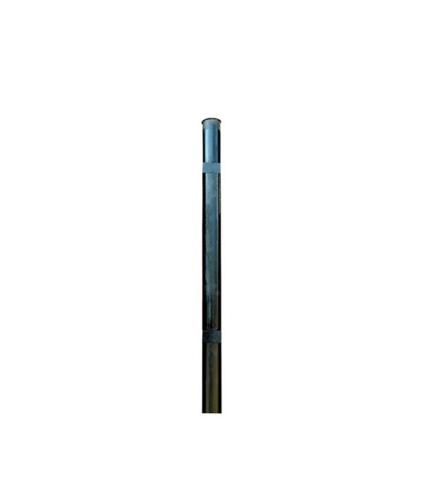 Столб заборный d48 2,4м под рабицу