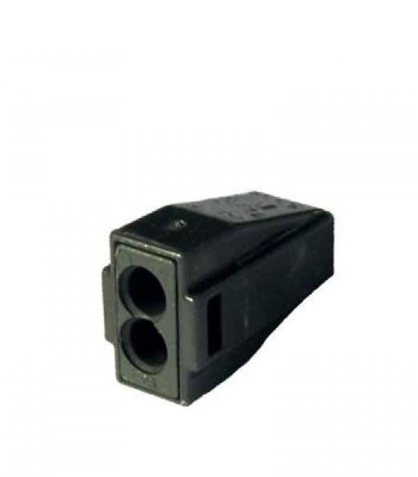 Строительно-монтажная клемма КБМ-2273-232 (2,5мм2) с пастой (5 шт/упак) TDM строительно монтажная клемма кбм 8х2 5мм 10шт blox эт 120017