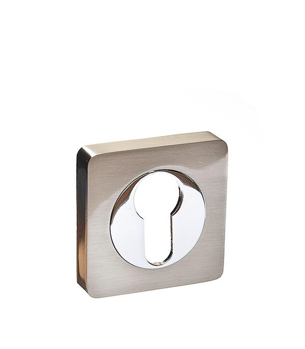 Ключевина (накладка)  LUX ETS   ( ХРОМ) A09 - SN