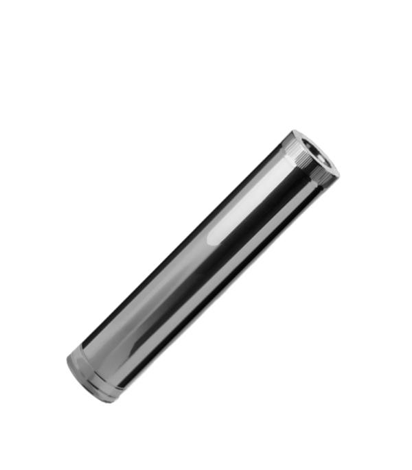 Дымоход-сэндвич из нержавеющей стали, d=150х210 мм, 1 м