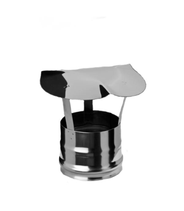 Зонт из нержавеющей стали, d=115 мм