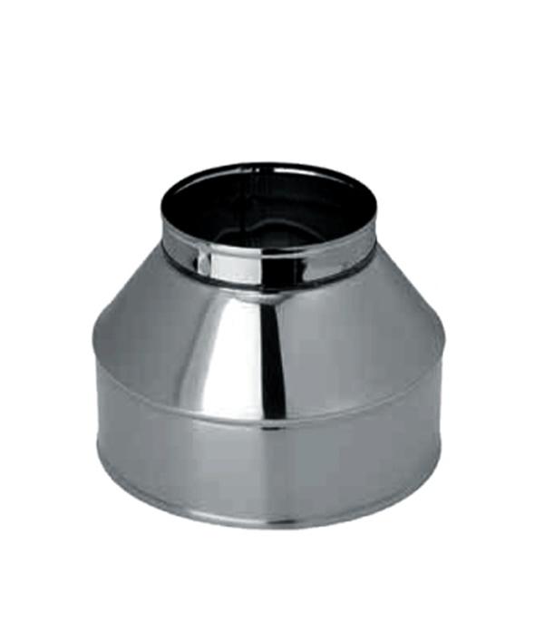 Конус финишный из нержавеющей стали, d=120/200 мм
