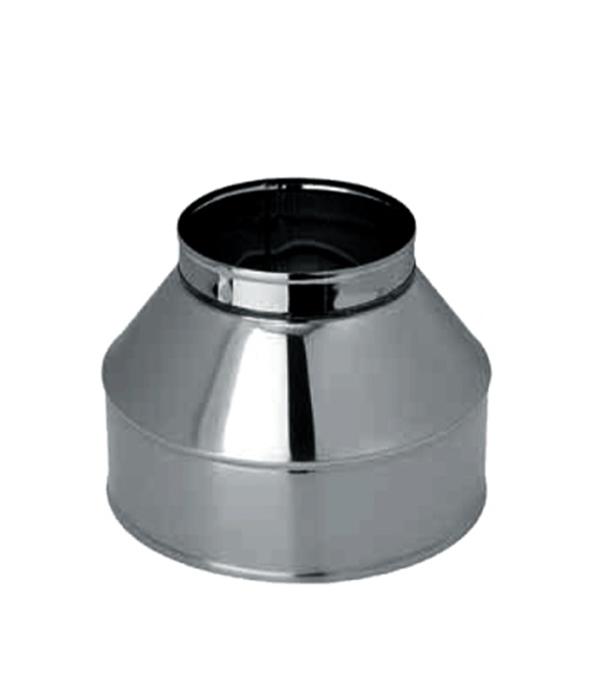 Конус финишный из нержавеющей стали, d=150/210 мм