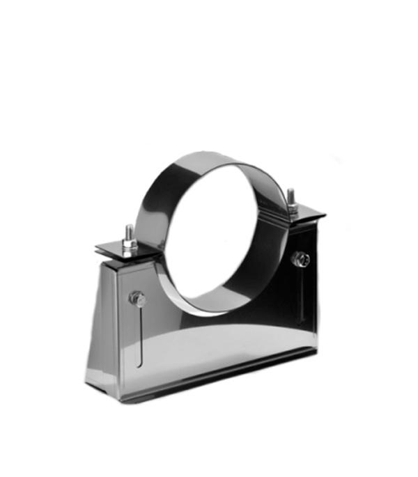 Кронштейн стеновой К-1 из нержавеющей стали, d=120 мм, расстояние 50-100 мм