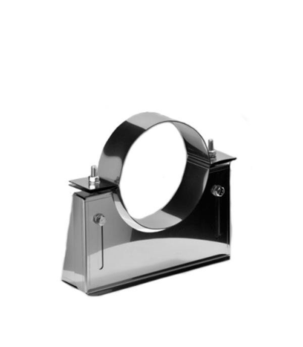 Кронштейн стеновой К-1 из нержавеющей стали, d=210 мм, расстояние 70-150 мм