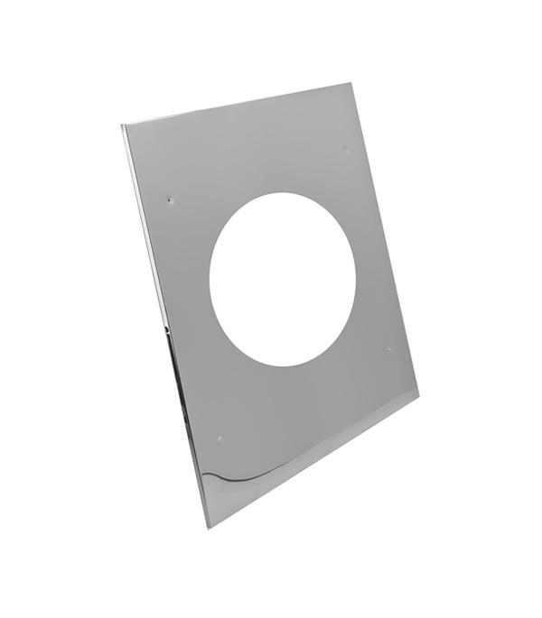 Фланец из нержавеющей стали, d=115 мм