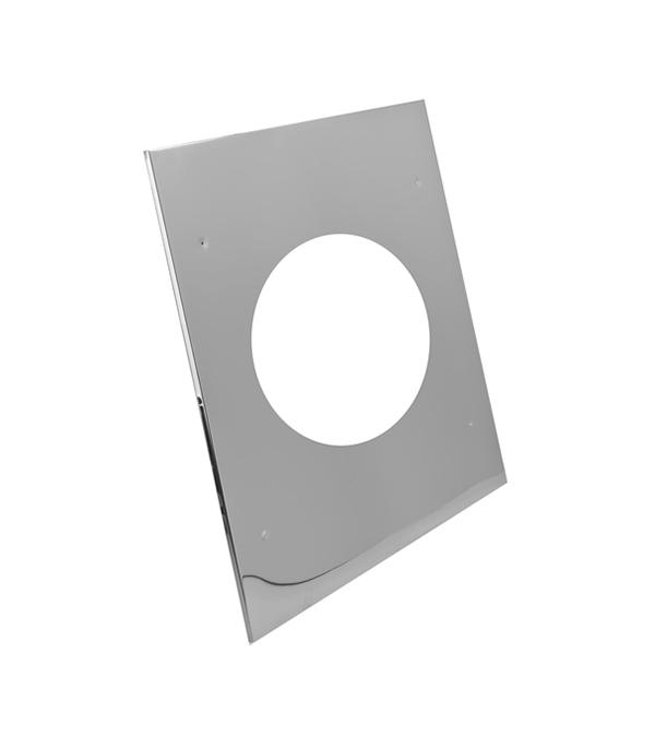 Фланец из нержавеющей стали, d=120 мм