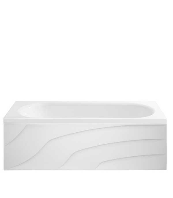 Панель передняя для ванны АЛЕКСАНДРА 1600 мм панель осп 18 мм в подольске