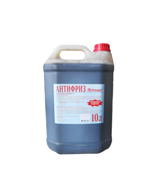 Антифриз Петролит 10 л антифриз неомид nitcal добавка для растворов 3 кг