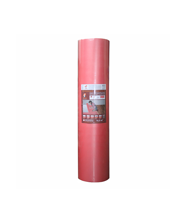 Подложка ХПС 2 мм (1,1х15 м) 16,5 м2 Солид