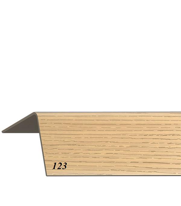 Уголок пластиковый с тиснением 20х20х2700 мм дуб золотистый rinner уголок школьника д я дуб мдечный