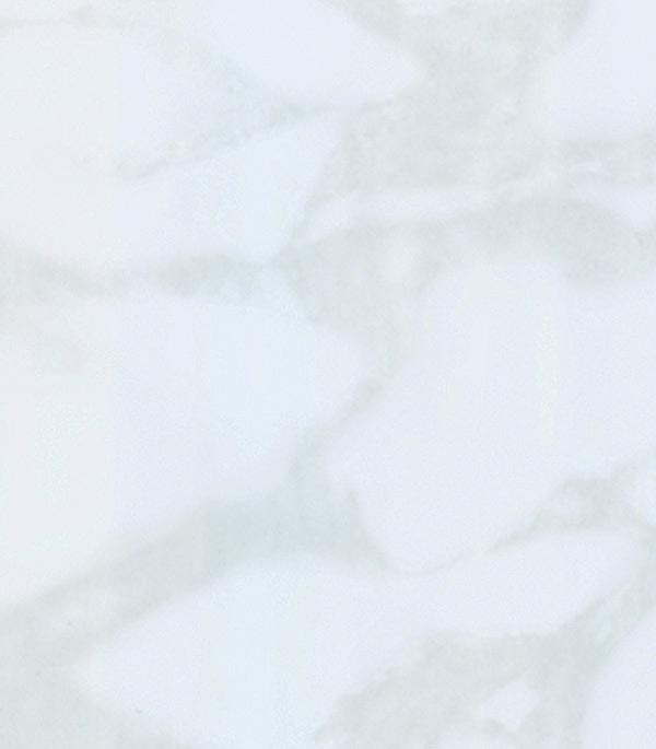 Панель ПВХ серебристый лед 250х2700х10 мм, Нордсайд
