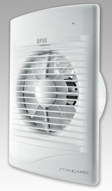 Вентилятор осевой d100 мм Standard 4ETF с фототаймером