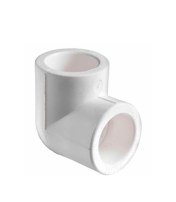 Угол полипропиленовый 25 мм, 90° Valtec