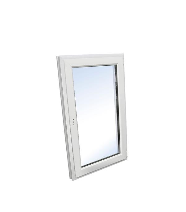 Окно ПВХ WHS 1160х800 мм одностворчатое правое поворотно-откидное окно металлопластиковое rehau 1440х1160 мм белое 2 створки поворотно откидное правое поворотное