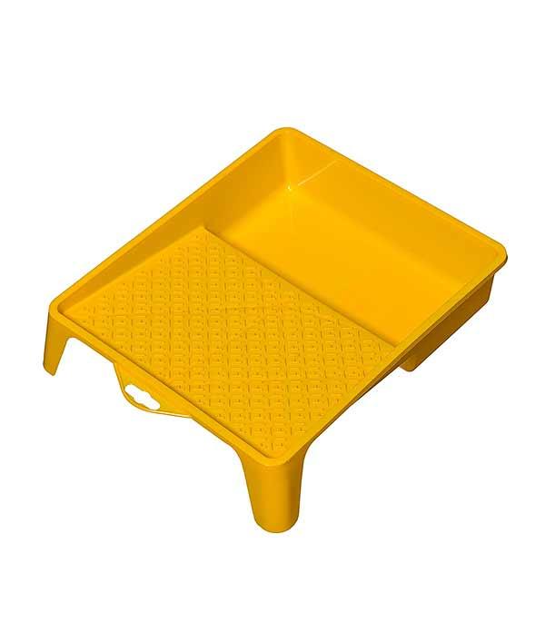 Ванночка для краски 220х270 мм для валиков до 150 мм ванночка малярная зубр стандарт для валиков до 270 мм 330х350мм