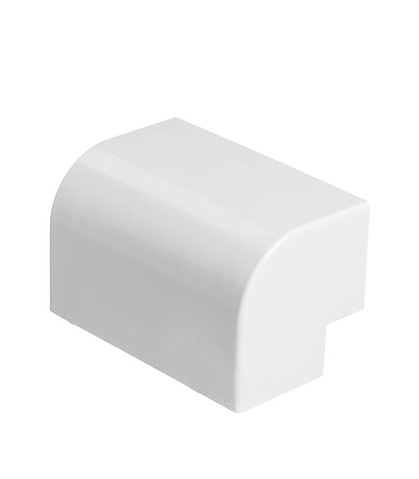 Угол внешний для кабель-канала 100x40 мм белый (2 шт.)