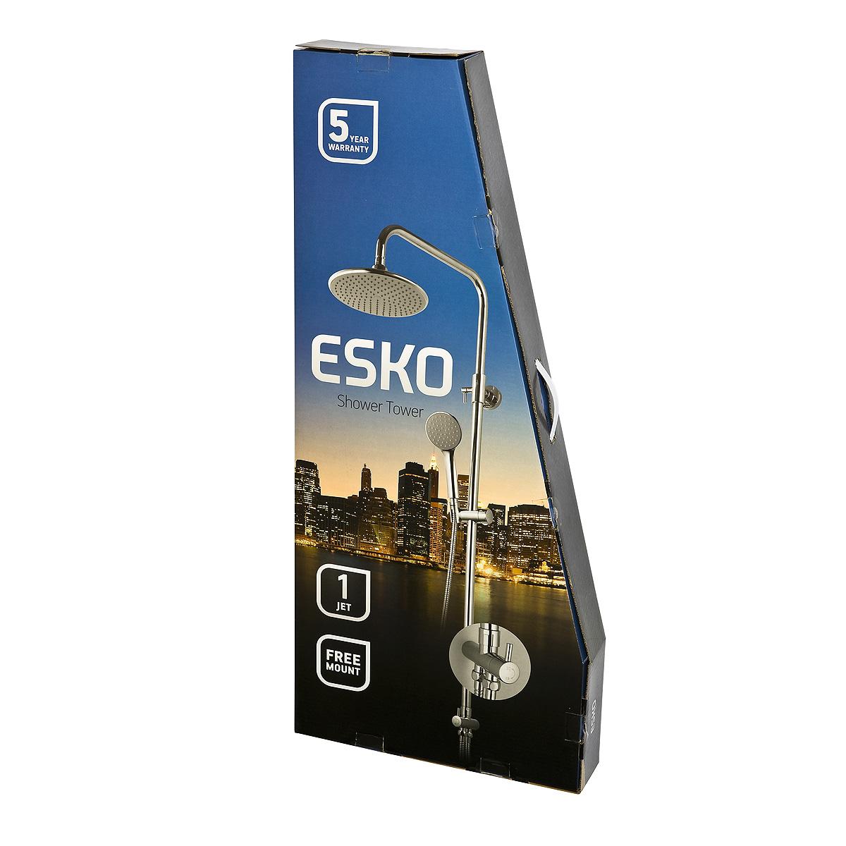 Душевая система Esko ST1300