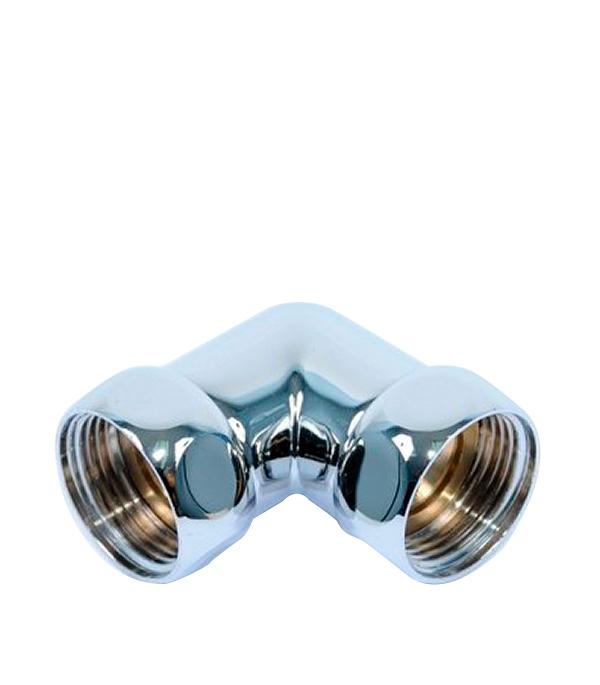 Соединитель угловой  г/г 1х3/4 для полотенцесушителя полотенцесушитель олимп п образный 1 1 4 600х700 водяной