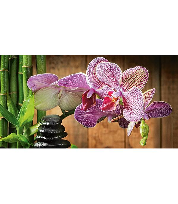 Фотообои 2,5х1,3 м 1 лист Орхидея арт. 230098 OVK Design