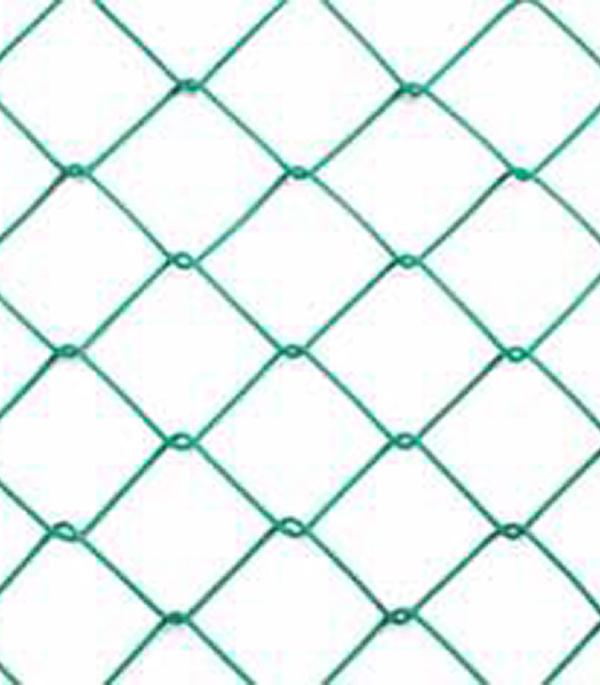Сетка рабица полимерная 1.5х10м ячейка 55х55мм