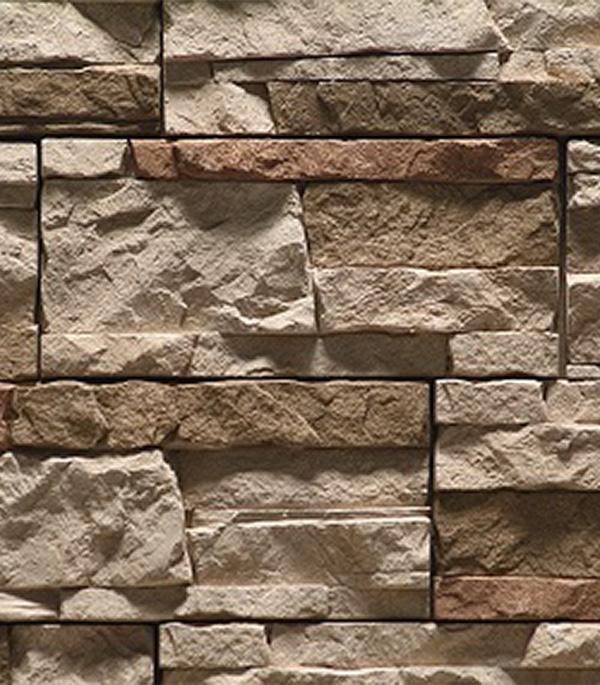Искусственный камень Абрау  1085 (20 шт=0,5 кв.м.) керамзит фракция 10 20 мм 0 04 куб м