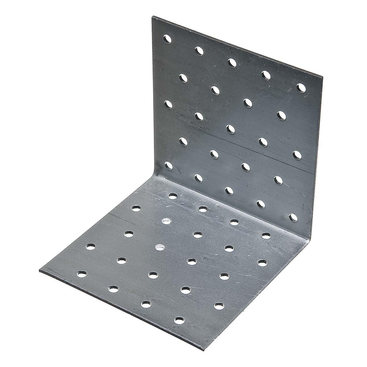 Уголок соединительный оцинкованный 100х100х100х2 мм