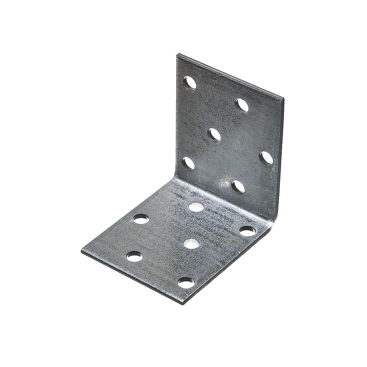 Уголок соединительный оцинкованный  50х50х40х2 мм