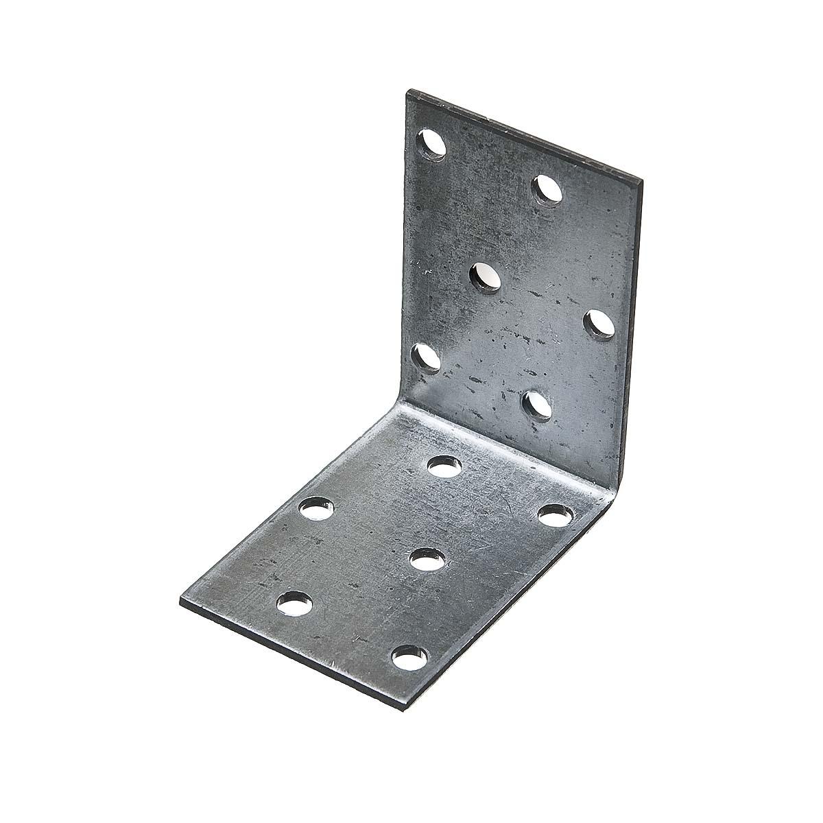 Уголок соединительный оцинкованный  60х60х40х2 мм